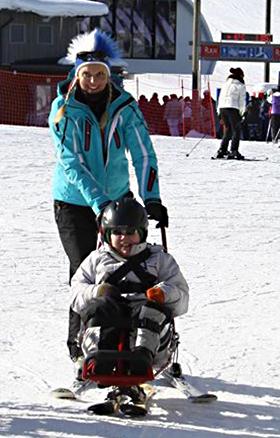 Vammaislaskettelu